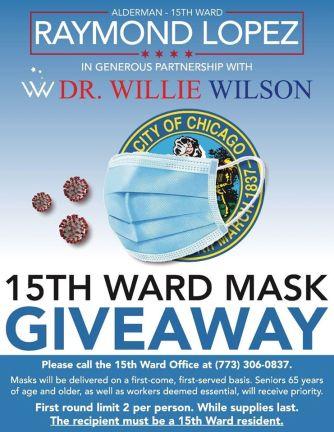Masks 15th Ward English